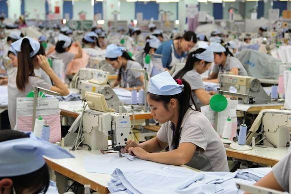 Industri Tekstil Vietnam
